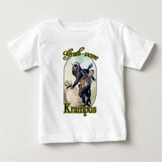 Gruß vom Krampus Baby T-Shirt