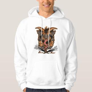 Gruss Vom Krampus Hooded Sweatshirt