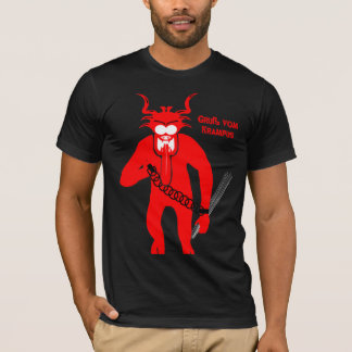 Gruß vom Krampus Shirt
