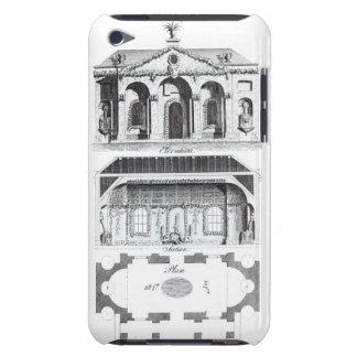 Gruta moderna, de la 'arquitectura o del RUR grote Case-Mate iPod Touch Fundas