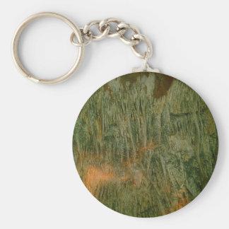 Grutas de la Estrella Cave Formation PICT0089A Basic Round Button Keychain