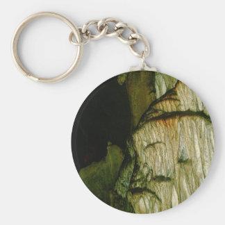 Grutas de la Estrella Cave Formation PICT0111A Basic Round Button Keychain