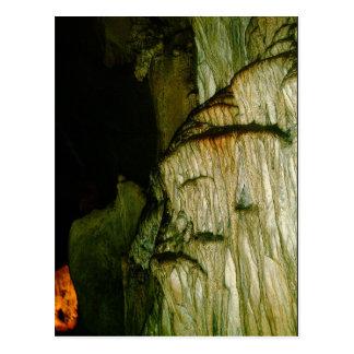 Grutas de la Estrella Cave Formation PICT0111A Postcard