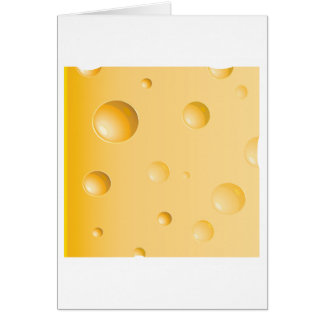 Gruyere Cheese Greeting Cards