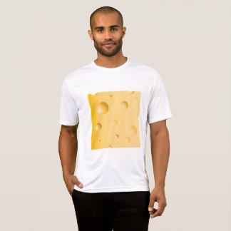 Gruyere Cheese Mens Active Tee