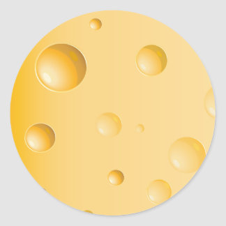 Gruyere Cheese Stickers