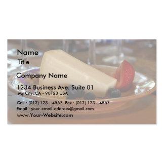 Gruyere Du Savoie Cheese Business Card