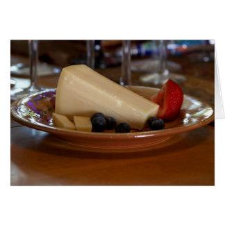 Gruyere Du Savoie Cheese Card