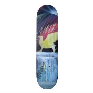 Gryffin Skateboard. Skateboard Deck