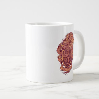 GRYFFINDOR™ Crest 20 Oz Large Ceramic Coffee Mug
