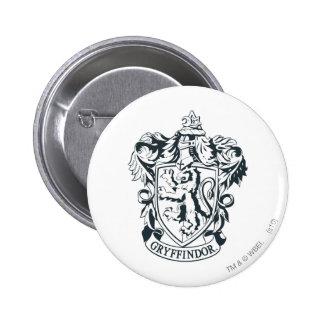 Gryffindor Crest 2 Inch Round Button