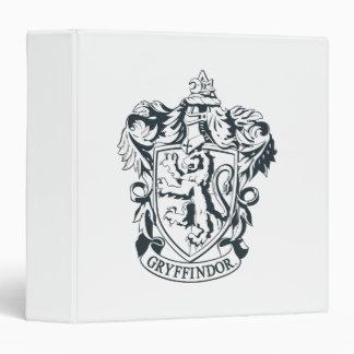 Gryffindor Crest Binder