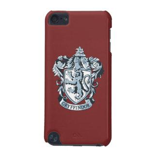 Gryffindor crest blue iPod touch 5G case
