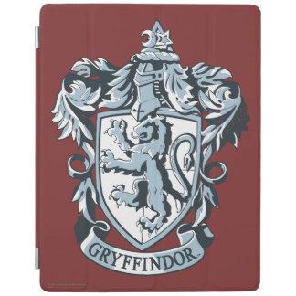 Gryffindor crest blue iPad cover