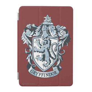 Gryffindor crest blue iPad mini cover