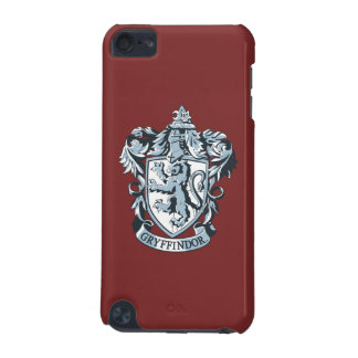 Gryffindor crest blue iPod touch (5th generation) cover