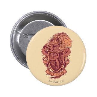 GRYFFINDOR™ Crest Button