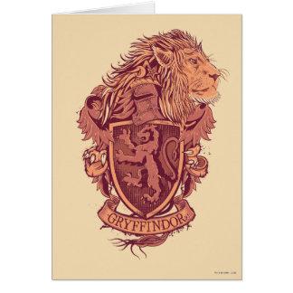GRYFFINDOR™ Crest Card