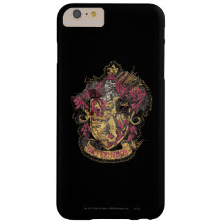 Gryffindor Crest - Destroyed Barely There iPhone 6 Plus Case