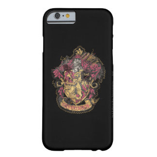 Gryffindor Crest - Destroyed Barely There iPhone 6 Case