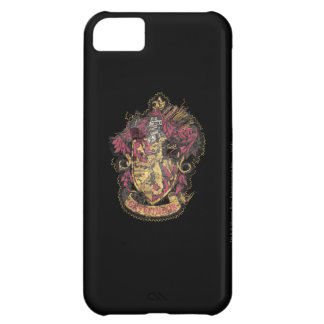 Gryffindor Crest - Destroyed iPhone 5C Cases