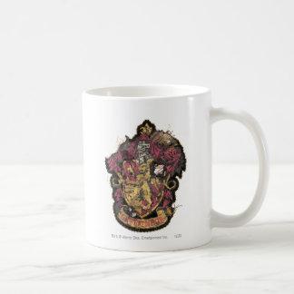 Gryffindor Crest - Destroyed Coffee Mug