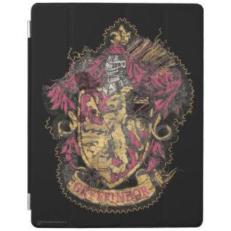 Gryffindor Crest - Destroyed iPad Cover