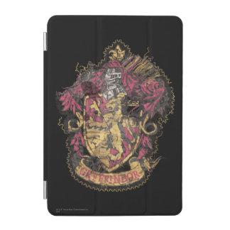 Gryffindor Crest - Destroyed iPad Mini Cover