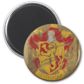 Gryffindor Crest HPE6 2 Inch Round Magnet