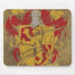 Gryffindor Crest HPE6 Mouse Pads