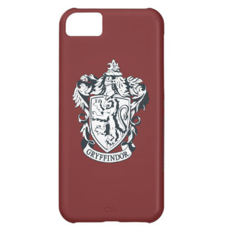 Gryffindor Crest iPhone 5C Covers