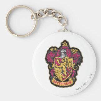 Gryffindor Crest Keychain