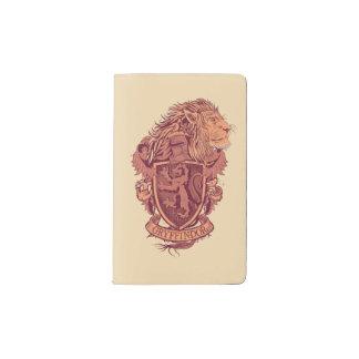 GRYFFINDOR™ Crest Pocket Moleskine Notebook
