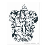 Gryffindor Crest Postcards
