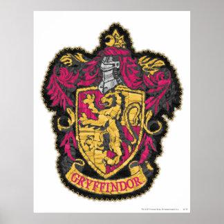Gryffindor Crest Poster
