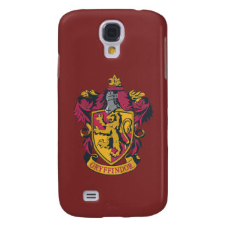 Gryffindor crest red and gold samsung galaxy s4 covers