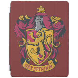 Gryffindor crest red and gold iPad cover
