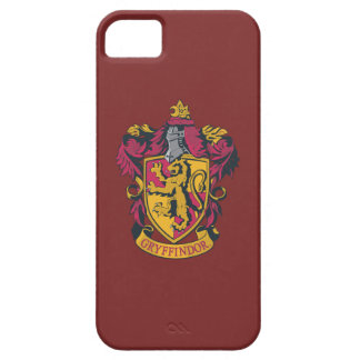 Gryffindor crest red and gold iPhone 5 covers