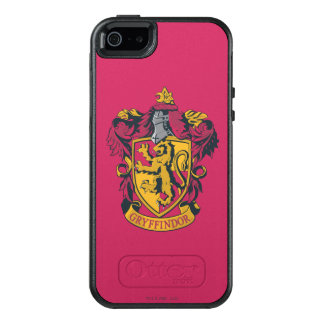 Gryffindor crest red and gold OtterBox iPhone 5/5s/SE case