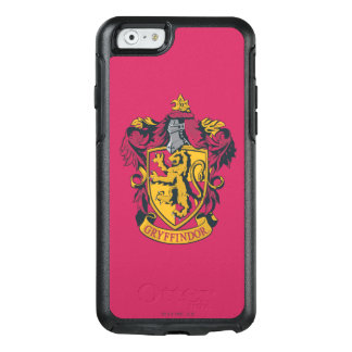 Gryffindor crest red and gold OtterBox iPhone 6/6s case