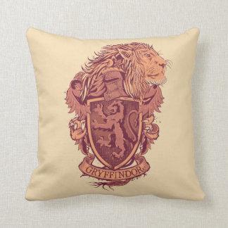 GRYFFINDOR™ Crest Throw Pillow