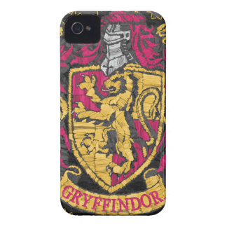 Gryffindor Destroyed Crest iPhone 4 Cover