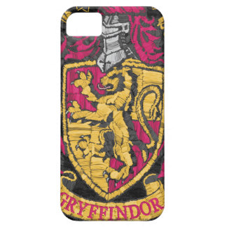 Gryffindor Destroyed Crest iPhone SE/5/5s Case