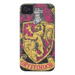 Gryffindor destruyó el escudo iPhone 4 cárcasas