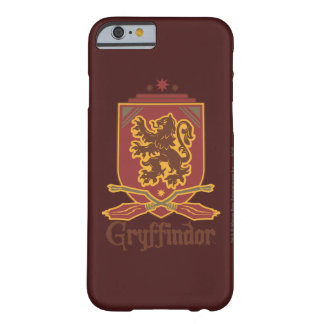 Gryffindor Quidditch Badge Barely There iPhone 6 Case