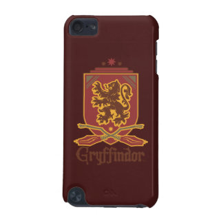 Gryffindor Quidditch Badge iPod Touch (5th Generation) Covers