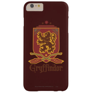 Gryffindor Quidditch Badge Barely There iPhone 6 Plus Case