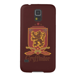 Gryffindor Quidditch Badge Galaxy S5 Covers