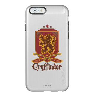 Gryffindor Quidditch Badge Incipio Feather® Shine iPhone 6 Case