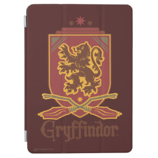 Gryffindor Quidditch Badge iPad Air Cover